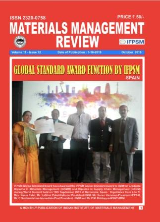 MMR Oct 2015 Dr Deepak Goyal